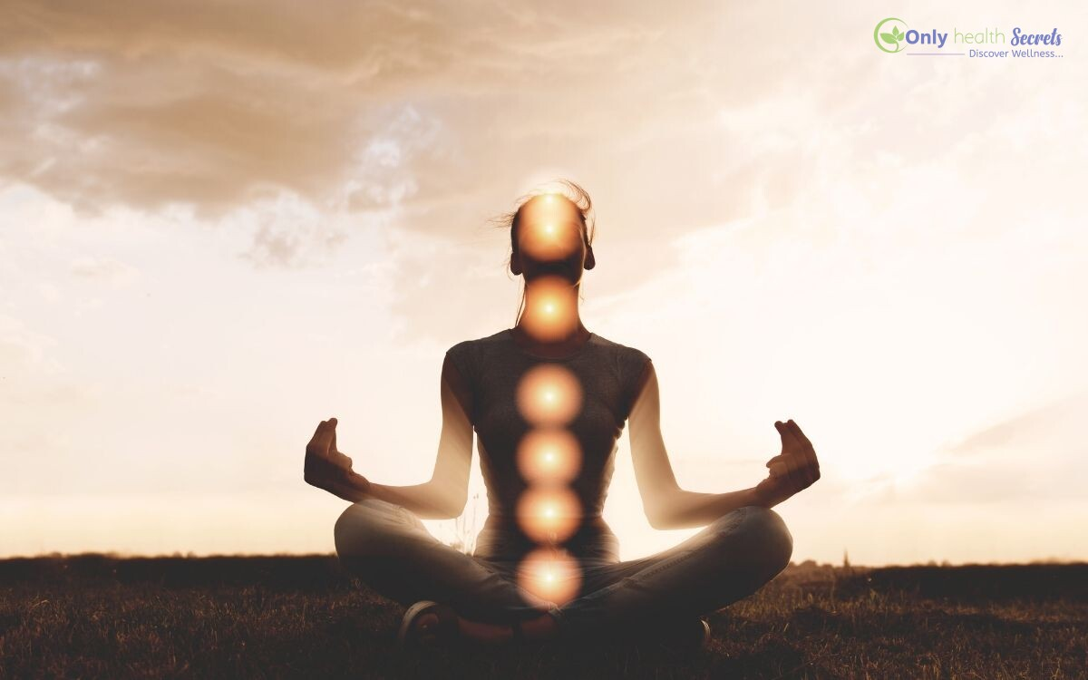 During Meditation, An Individual Practices