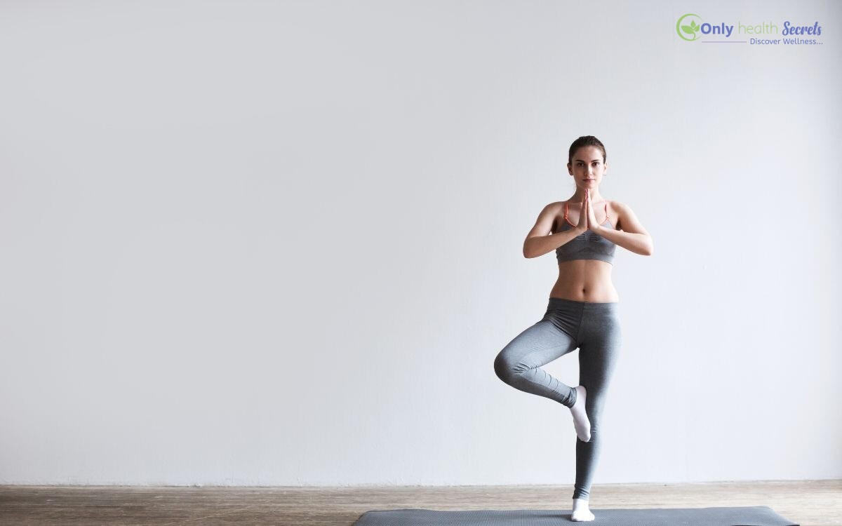 During Yoga Practice, An Individual Practices