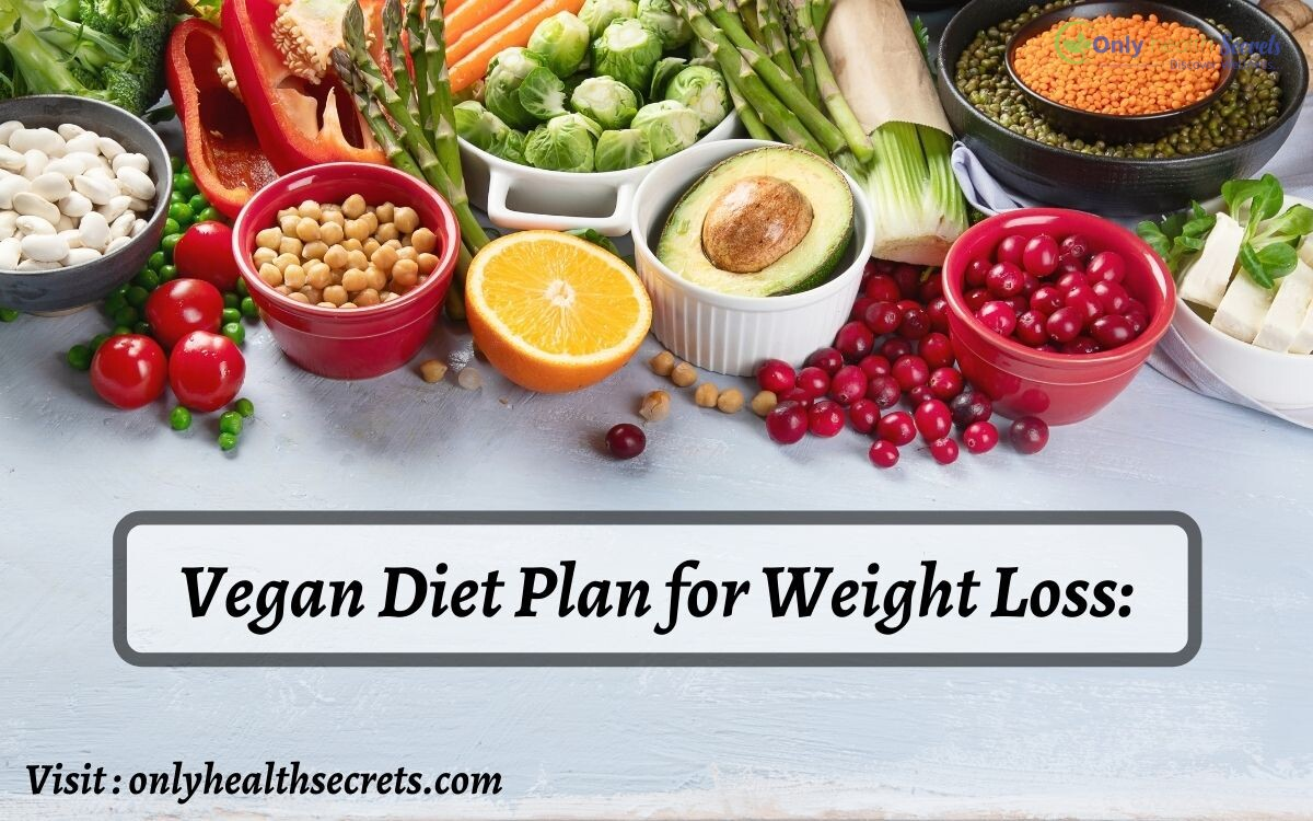 What is the Top Vegan Diet Plan for Weight Loss?