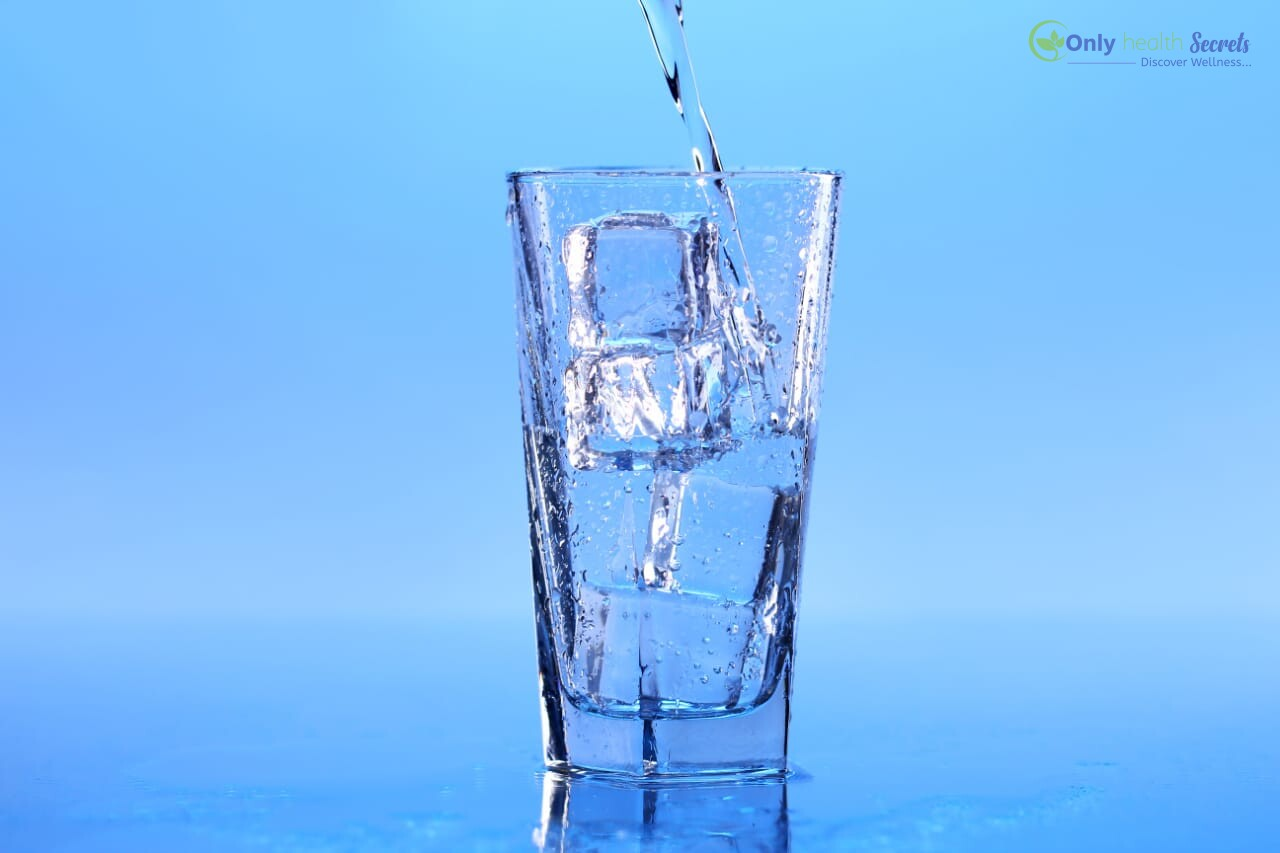 Drinking water more than our body required