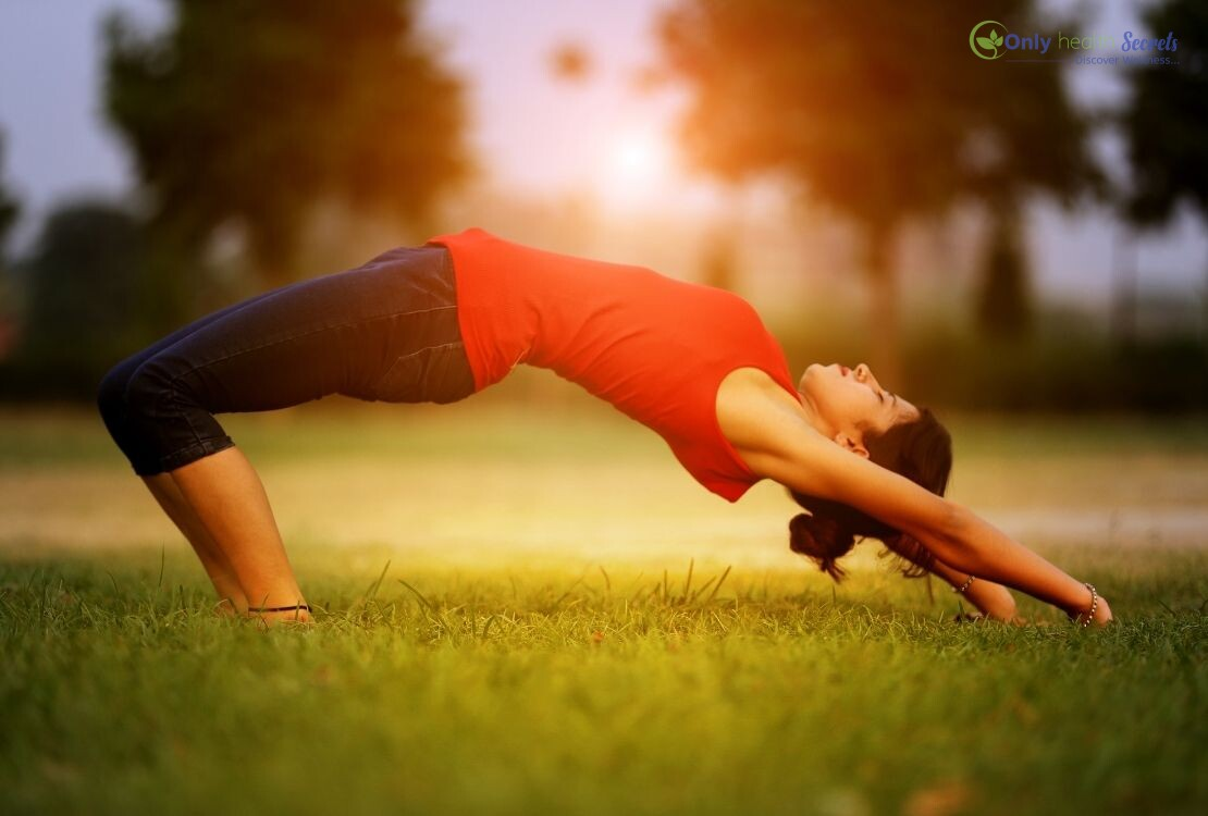 Exercise stretch your body