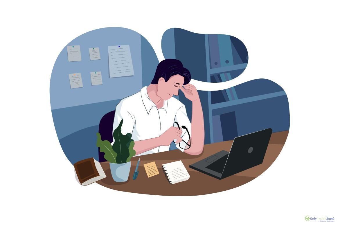 STRESS - DEFINITION, TYPES, SYMPTOMS & CAUSE OF STRESS - ROOTS OF STRESS